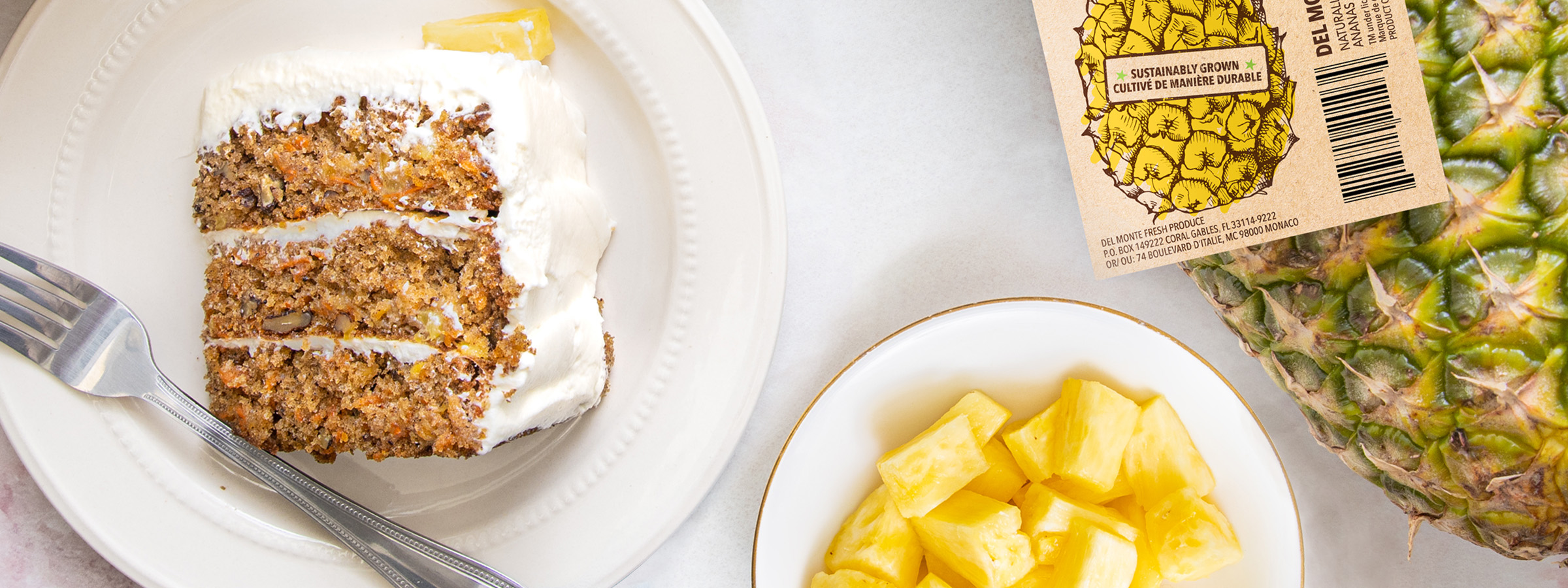 Homepage-Banner_Try-Our-Recipes_Pineapple-Carrot-Cake_April-2020_2