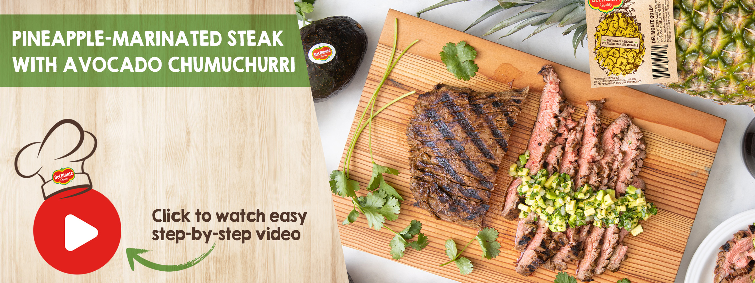 Homepage-Banner_Try-Our-Recipes_Pineapple-Marinated-Steak-with-Avocado-Chumuchurri_March-2020